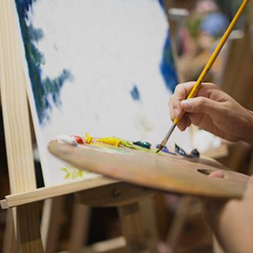 Peinture à l'huile : les Fondamentaux