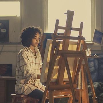Peinture à l'acrylique : les Fondamentaux