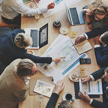 Le processus de l'intelligence collaborative