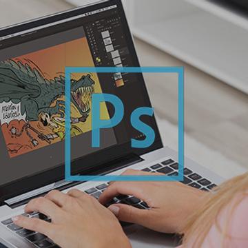 Colorisation de BD avec Photoshop : les Fondamentaux
