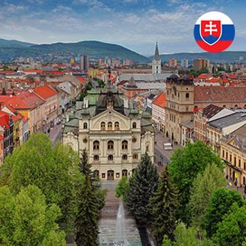 Slovaque - Express