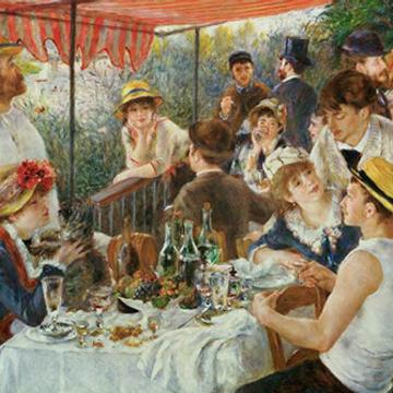 Peindre à la manière de Renoir