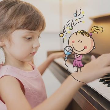 Piano pour enfant (6-12 ans)
