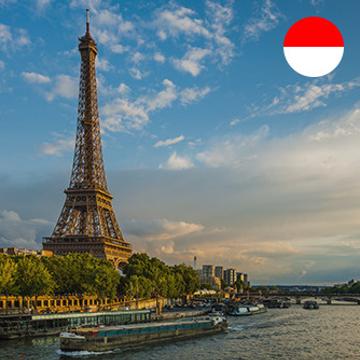 Français - Express (en Indonésien)