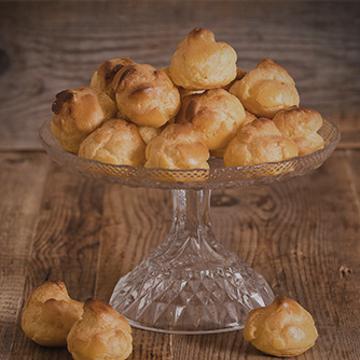 Pâtisserie : Autour de la pâte à choux