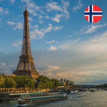 Français - Express (en norvégien)