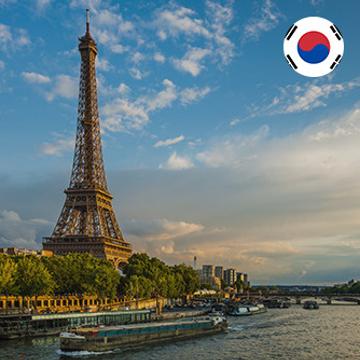 Français - Express (en Coréen)