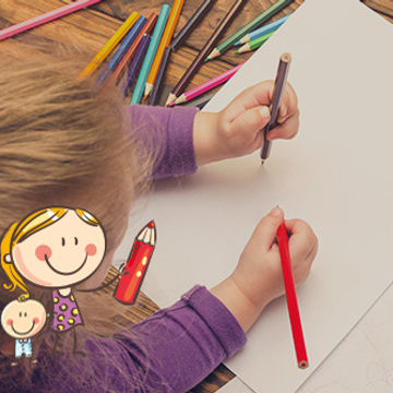 Dessin pour enfant : les personnages (6-12 ans)