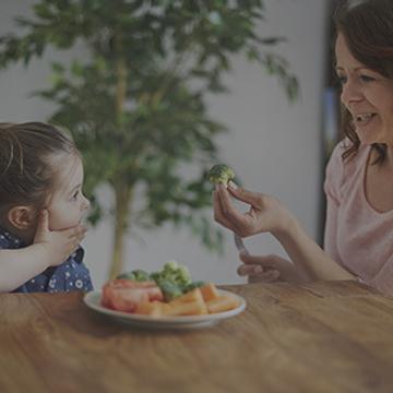 Langue des Signes Française : L'Alimentation