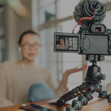 Filmer de façon professionnelle