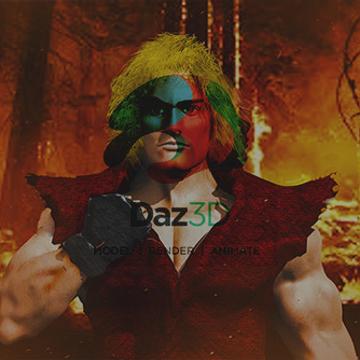 DAZ 3D : les Fondamentaux