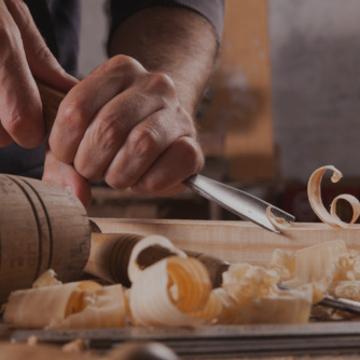 Menuiserie : Fabriquer un banc rustique