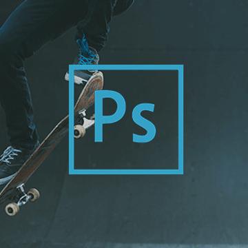 Photoshop CC : Mouvement de visuel