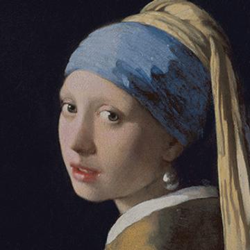 Peindre à la manière de Vermeer