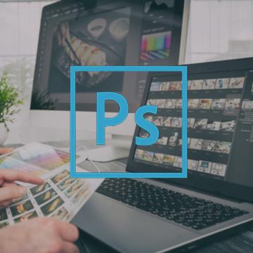Photoshop CC : Concevoir des visuels E-commerce