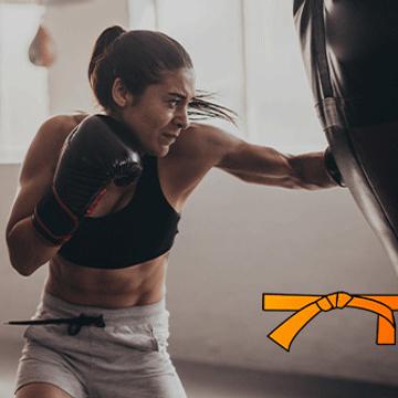 Krav Maga : Renforcement et réflexes (ceinture orange)