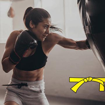 Krav Maga : Renforcement et réflexes (ceinture jaune)