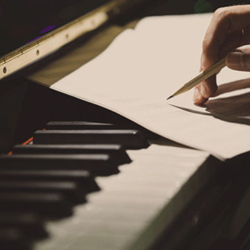 L'harmonie des notes