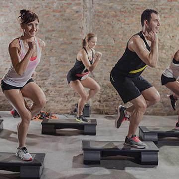 Step Fitness - Niveau 3