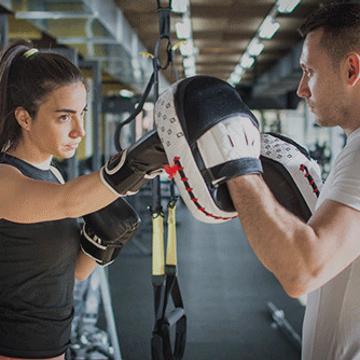 Fitness boxing - Niveau 2