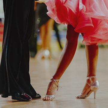 Danser à un mariage