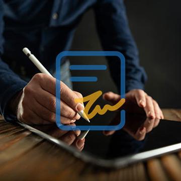 Zoho Sign : Créer des documents à signature numérique