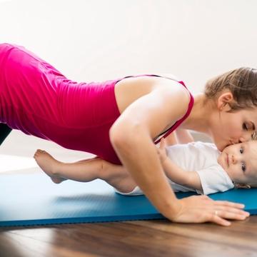 Yoga Maman & Bébé