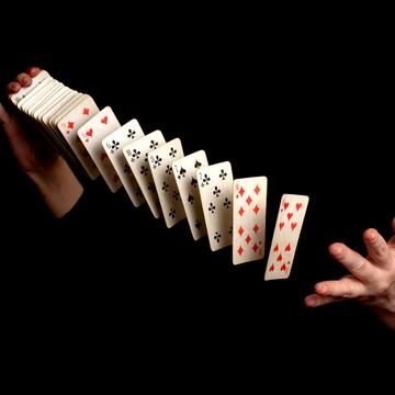 Magie : Tours de cartes