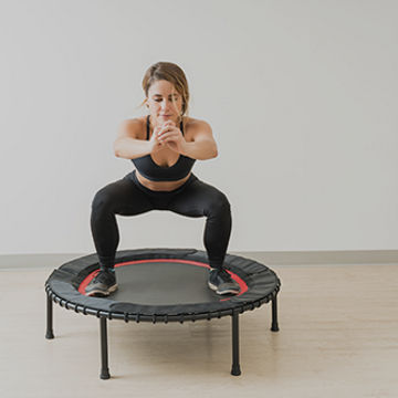 Jumping Fitness Trampoline - Niveau 2