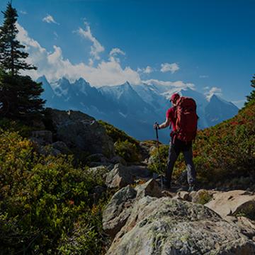 GR5 : Traversée des Alpes