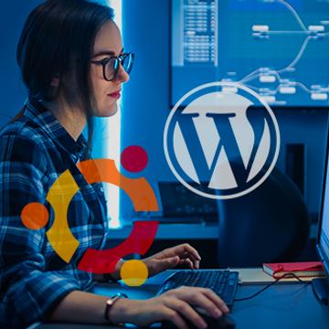 Installation des services réseaux et de WordPress sous Linux Ubuntu