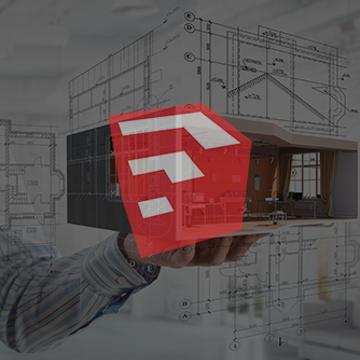 SketchUp : Construire une maison