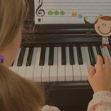 Piano pour enfants (2-10 ans)