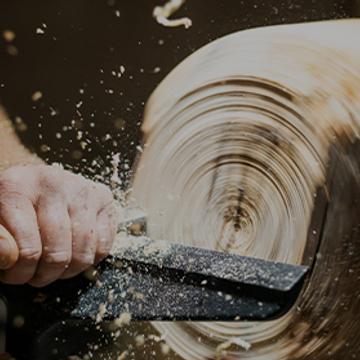 Menuiserie : Initiation au tournage sur bois